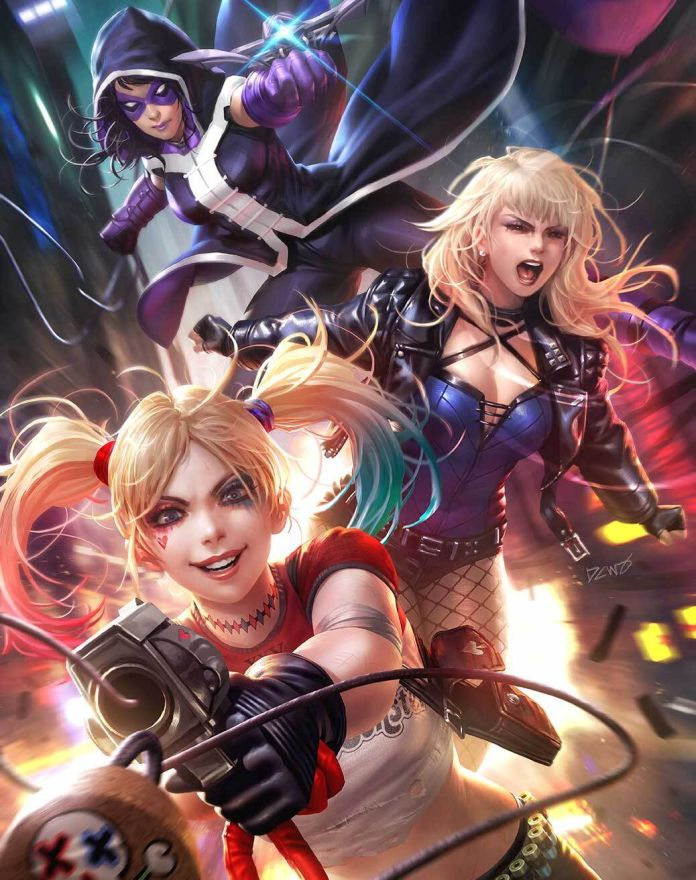 Harley Quinn The Birds Of Prey 1 Review Batman News