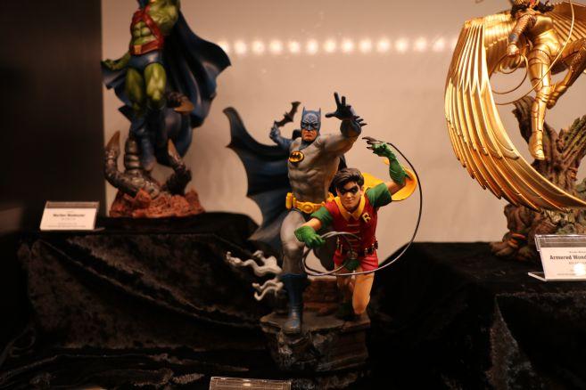 Iron Studios - Toy Fair 2020 - DC - Batman and Robin - 01