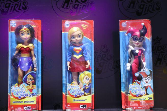Mattel - Toy Fair 2020 - DC Super Hero Girls - 02