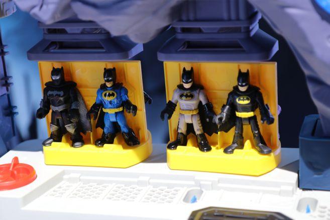 Mattel - Toy Fair 2020 - Imaginext - Batcave - 02