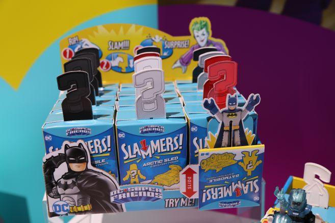Mattel - Toy Fair 2020 - Imaginext - Surprise Slammers - 06