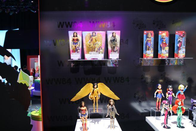 Mattel - Toy Fair 2020 - Wonder Woman 1984 - 01