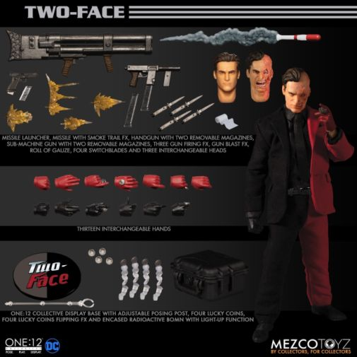 Mezco Toyz - Batman - Two-Face - 13