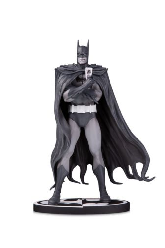 DC Collectibles - November 2020 - Batman Black and White - Brian Bolland - 01