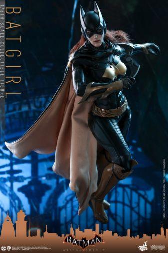 Hot Toys - Arkham Knight - Batgirl - 07