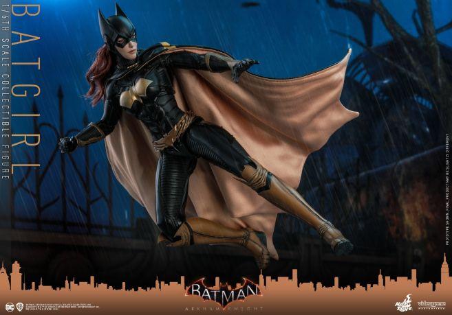 Hot Toys - Arkham Knight - Batgirl - 10