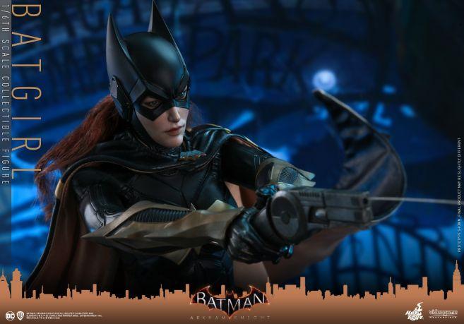 Hot Toys - Arkham Knight - Batgirl - 12