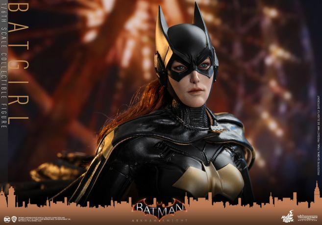 Hot Toys - Arkham Knight - Batgirl - 13