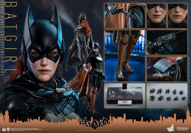 Hot Toys - Arkham Knight - Batgirl - 16
