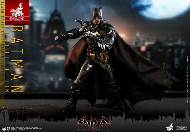 Hot Toys - Arkham Knight - Batman Prestige Edition - 10