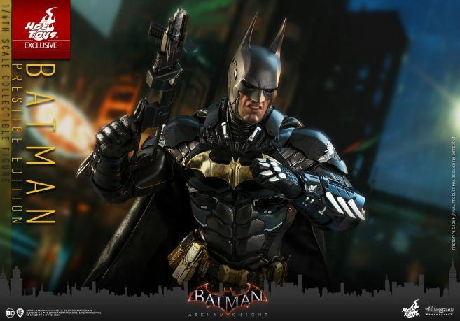 Hot Toys - Arkham Knight - Batman Prestige Edition - 14