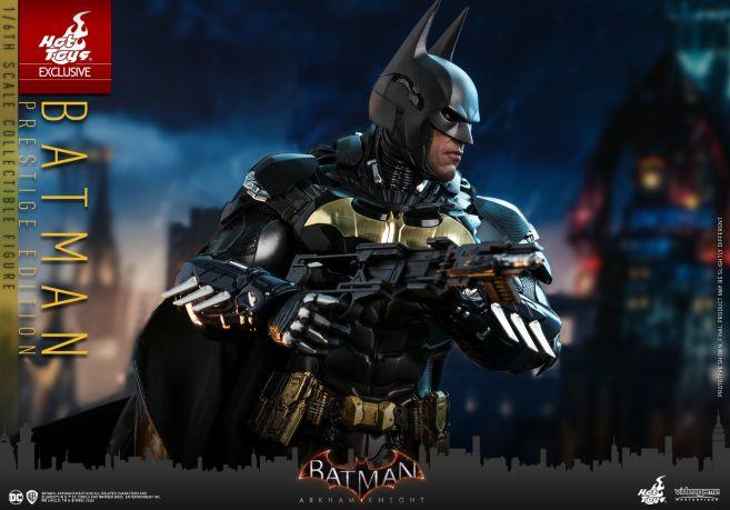Hot Toys - Arkham Knight - Batman Prestige Edition - 15