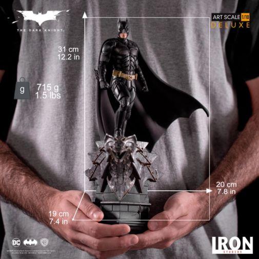 Iron Studios - The Dark Knight - Batman - 14