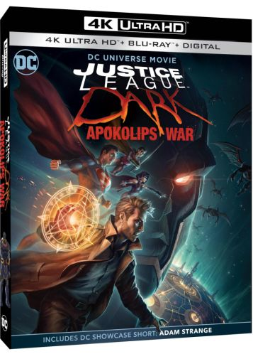 Justice League Dark - Apokolips War - 4K Blu-ray - 01
