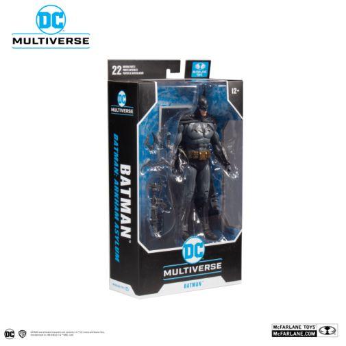 McFarlane Toys - DC Multiverse - Batman Arkham Asylum - Batman - 02