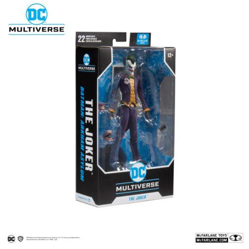 McFarlane Toys - DC Multiverse - Batman Arkham Asylum - Joker - 02