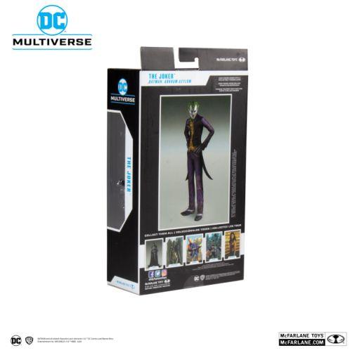 McFarlane Toys - DC Multiverse - Batman Arkham Asylum - Joker - 03