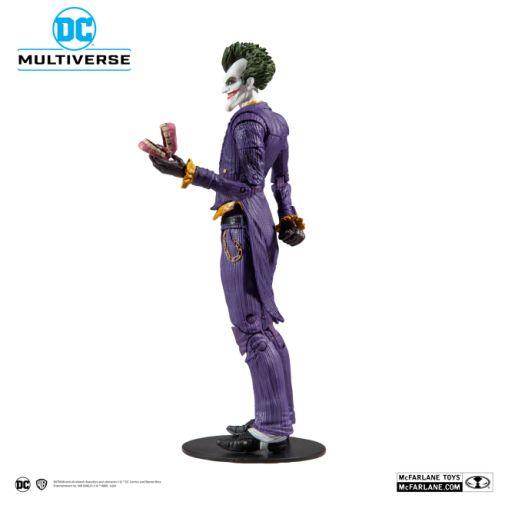 McFarlane Toys - DC Multiverse - Batman Arkham Asylum - Joker - 05