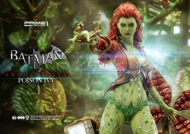 Prime 1 Studio - Batman Arkham City - Poison Ivy - 0101