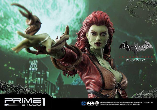 Prime 1 Studio - Batman Arkham City - Poison Ivy - 0107
