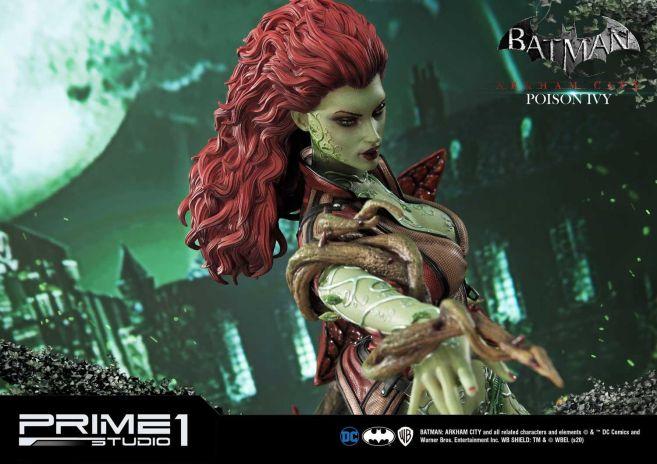 Prime 1 Studio - Batman Arkham City - Poison Ivy - 0119