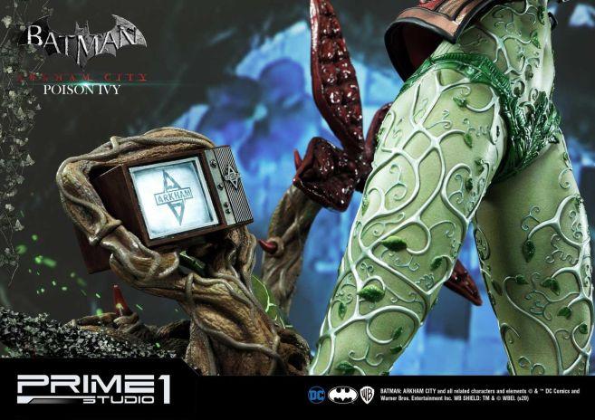 Prime 1 Studio - Batman Arkham City - Poison Ivy - 0120