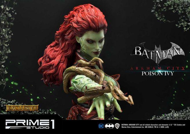 Prime 1 Studio - Batman Arkham City - Poison Ivy - 0127