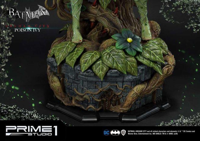Prime 1 Studio - Batman Arkham City - Poison Ivy - 0147