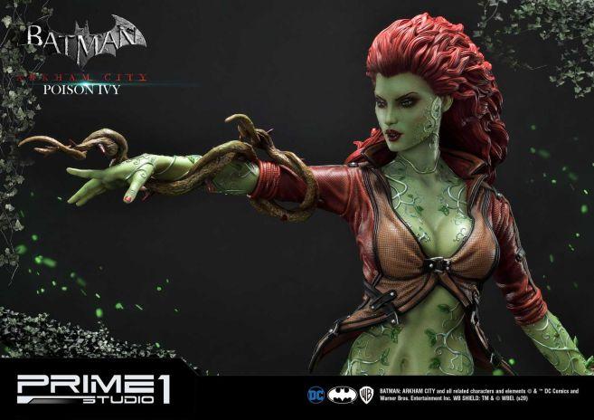 Prime 1 Studio - Batman Arkham City - Poison Ivy - 0151