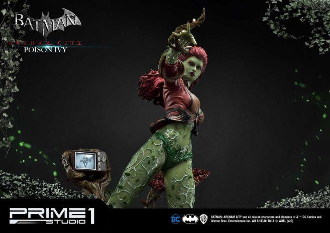 Prime 1 Studio - Batman Arkham City - Poison Ivy - 0157