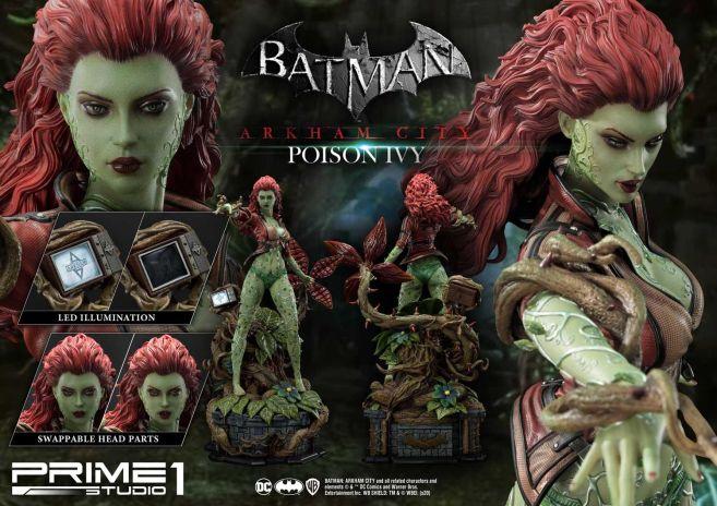 Prime 1 Studio - Batman Arkham City - Poison Ivy - 0161