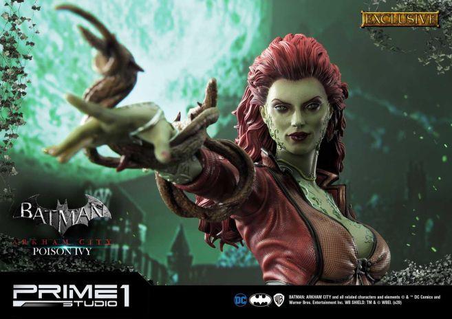 Prime 1 Studio - Batman Arkham City - Poison Ivy - 0166