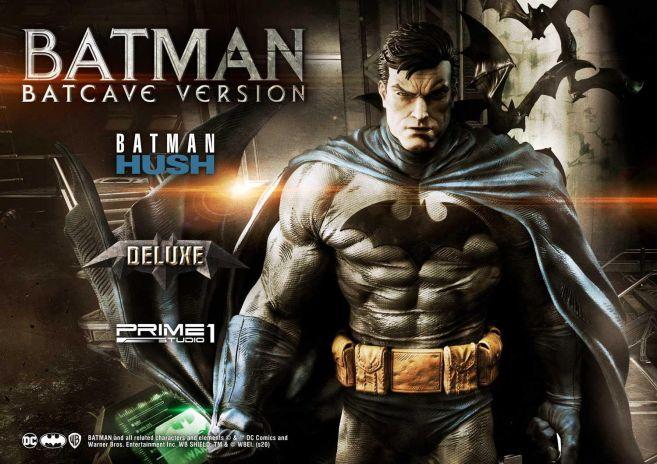 Prime 1 Studio - Batman - Batcave Version Deluxe - 12