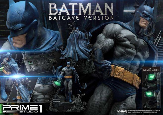 Prime 1 Studio - Batman - Batcave Version Deluxe - 57