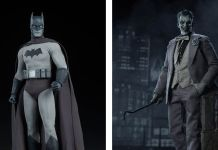 Sideshow - Batman - Noir Version - Featured - BMN - 01
