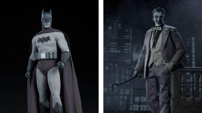 Sideshow - Batman - Noir Version - Featured - BMN - 01