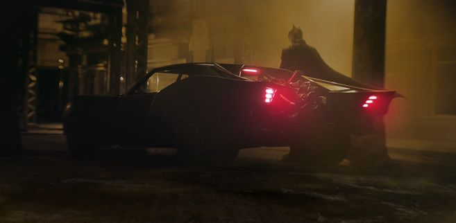 The Batman - 2021 - Batmobile - Reveial - 03