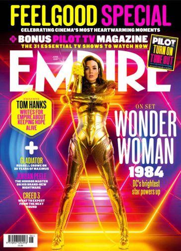 Empire - Wonder Woman 1984 - 01
