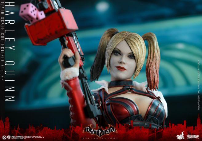 Hot Toys - Arkham Knight - Harley Quinn - 08