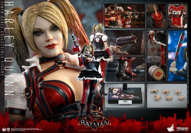 Hot Toys - Arkham Knight - Harley Quinn - 18