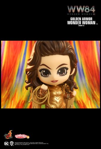Hot Toys - Wonder Woman 1984 - Cosbaby - Golden Armor - 02