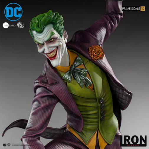 Iron Studios - The Joker - 1-3 Scale - 15