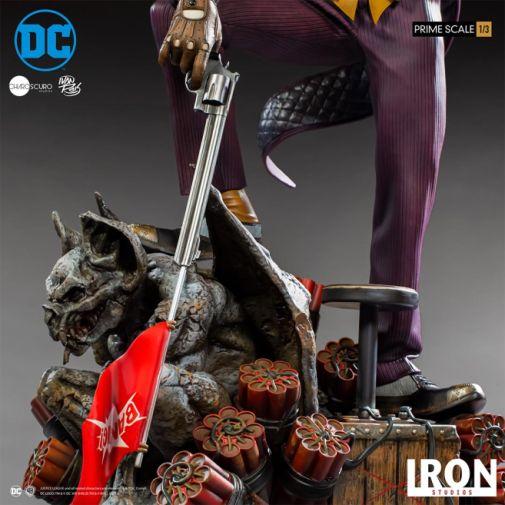 Iron Studios - The Joker - 1-3 Scale - 19