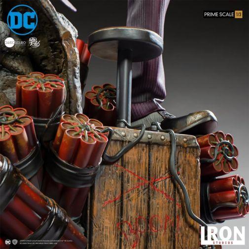 Iron Studios - The Joker - 1-3 Scale - 21