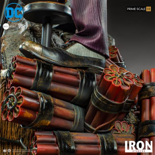 Iron Studios - The Joker - 1-3 Scale - 22