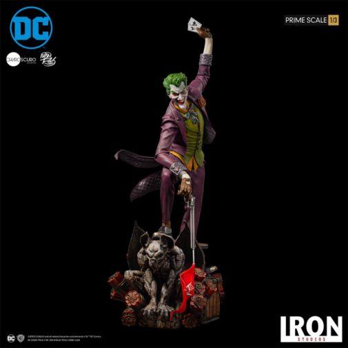 Iron Studios - The Joker - 1-3 Scale - 24
