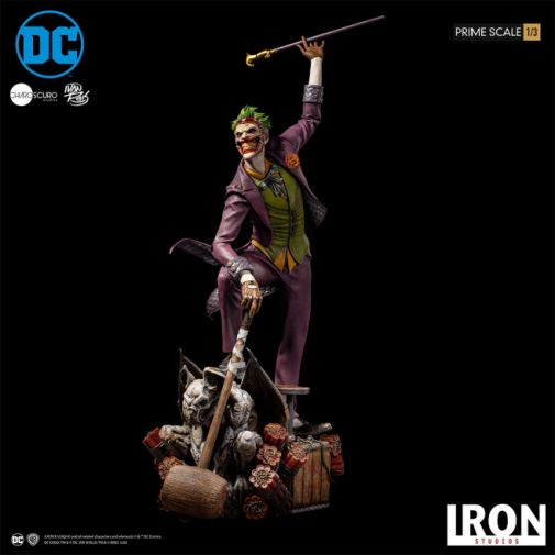 Iron Studios - The Joker - 1-3 Scale - 25
