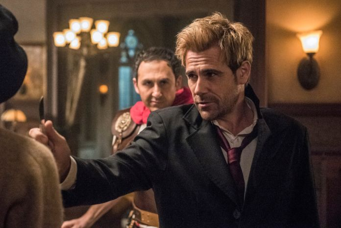 Matt Ryan as John Constantine in Legends of Tomorrow