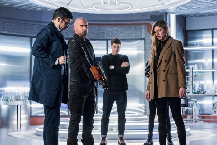 Legends of Tomorrow 5x10