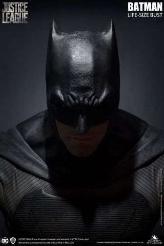 Queen Studios - Justice League - Batman - Life-Size Bust - 12